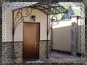 Двери,  решетки оконные и многое другое из металла