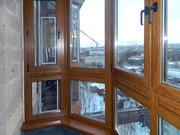 Остекление балконов и лоджии. Низкие цены. Акция. Балкон пластиковый