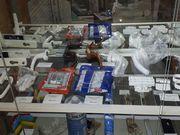 Продажа комплектующих на пластиковые окна и двери