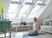Супертёплые мансардные окна Velux