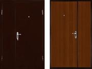 Металлическая дверь КВАРТЕТ