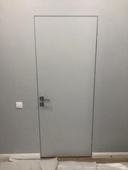Производство дверей невидимок с доставкой по РК